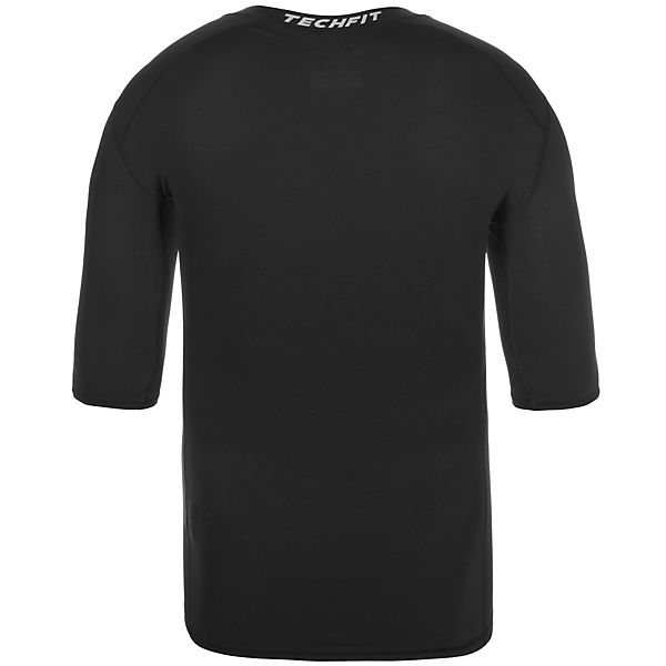 Trainingsshirt Herren Base adidas schwarz TechFit Performance CxtwqT