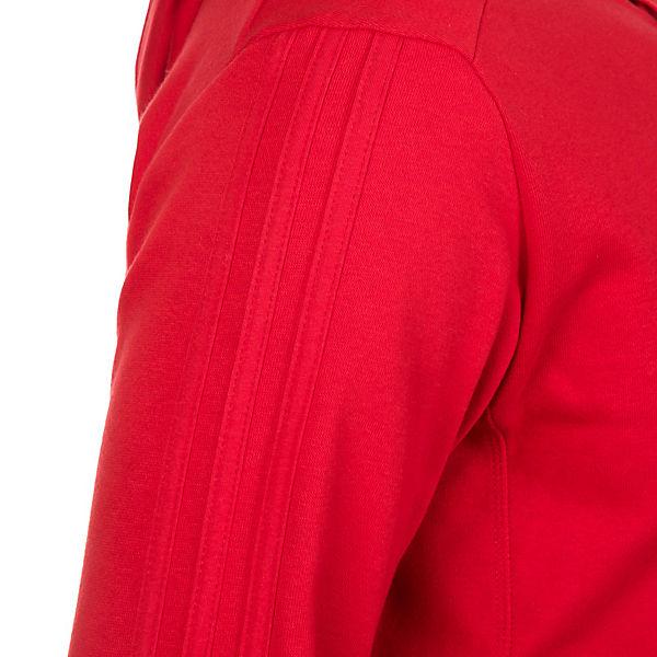rot Herren Performance adidas 17 Tiro weiß Kapuzenpullover vqSvIXxw