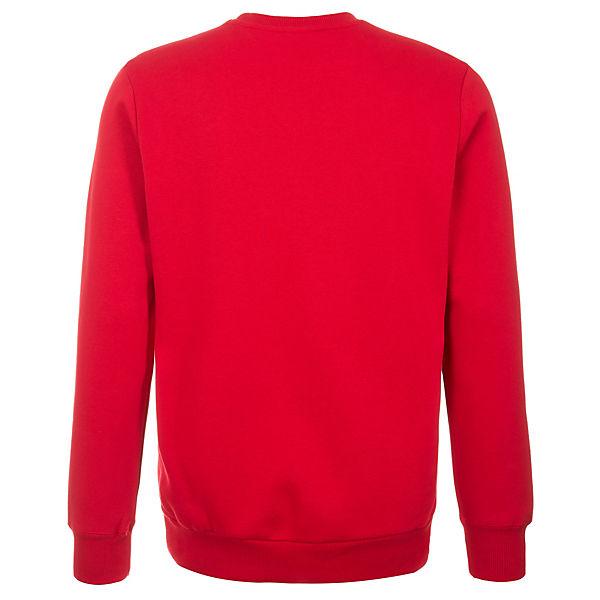 adidas 15 weiß rot Core Performance Sweatshirt Herren zwqzvr1