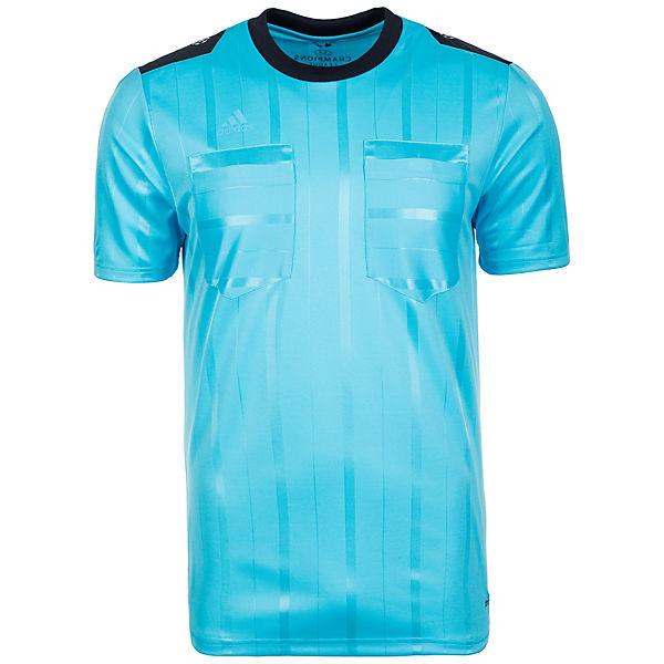 blau League Performance Herren adidas UEFA Schiedsrichtertrikot Champions 0PYWt0wqnp