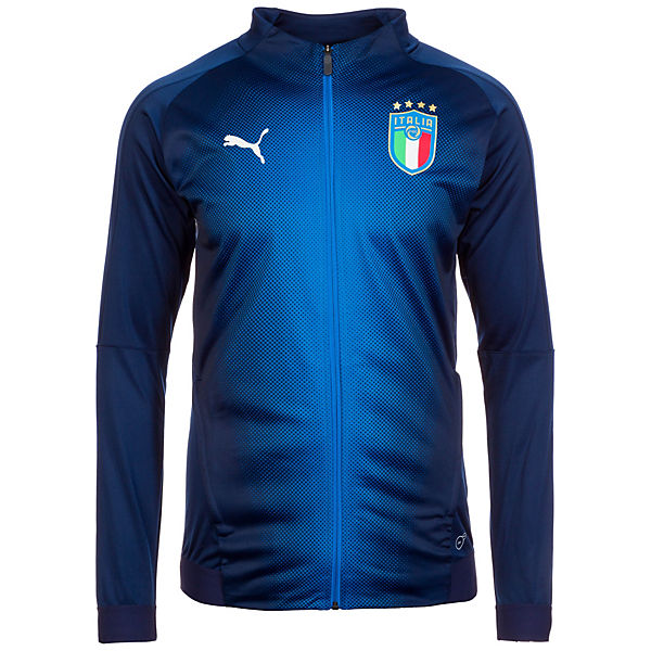 FIGC Italien Trainingsjacke WM 2018 Herren