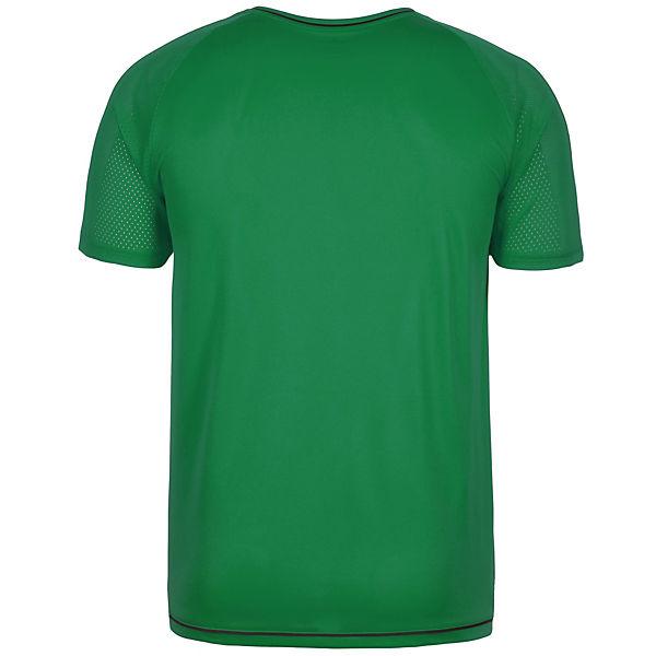 Trainingsshirt 17 Performance adidas grün Herren weiß Tiro qEFZcwpZt