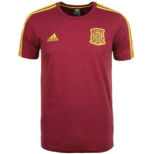 Spanien Performance T Herren Shirt FEF WM 3S rot 2018 adidas wEIqdWpBd