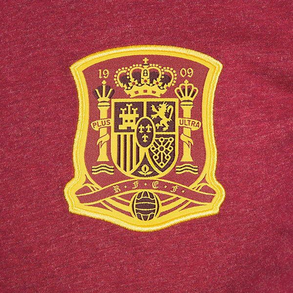 rot Shirt 3S FEF Spanien Herren T Performance 2018 WM adidas cqpzByq