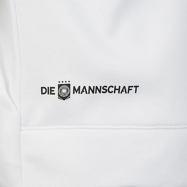 Z WM Herren Performance 2018 weiß DFB E adidas Knitted N Jacke HxpgEUR0qw