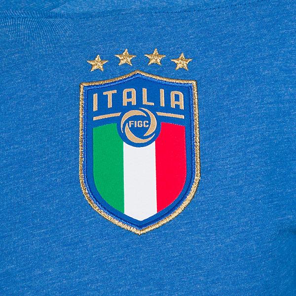 2018 Casual T FIGC blau Performance Italien Herren Shirt PUMA WM Ep10wqw