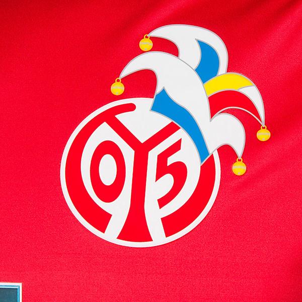 2017 FSV weiß Mainz 05 Trikot 2018 Herren rot lotto Fasching dawXzdq