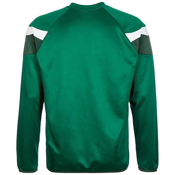 Herren PUMA weiß grün Sweatshirt II Spirit fxxa0