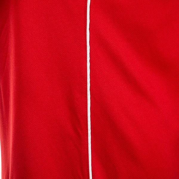 Herren weiß rot adidas Core Trainingsshirt 18 Performance wxFXIqPY