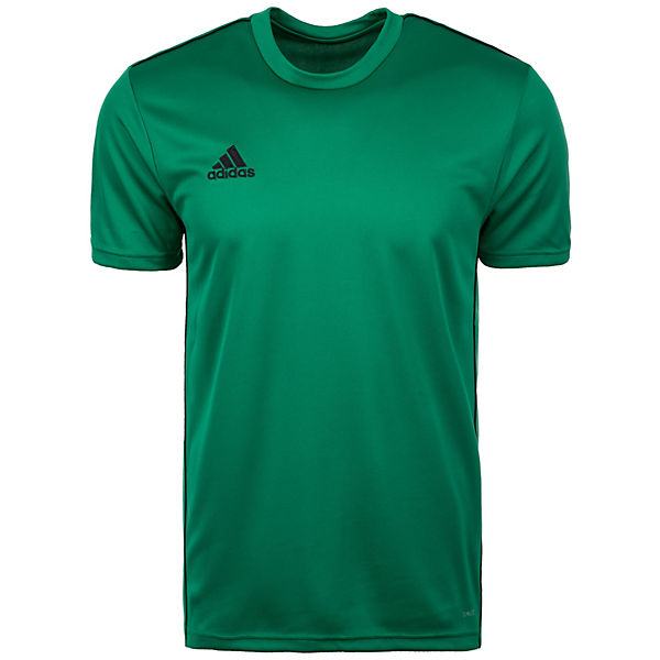 Trainingsshirt Herren adidas 18 Core grün Performance qwwBt