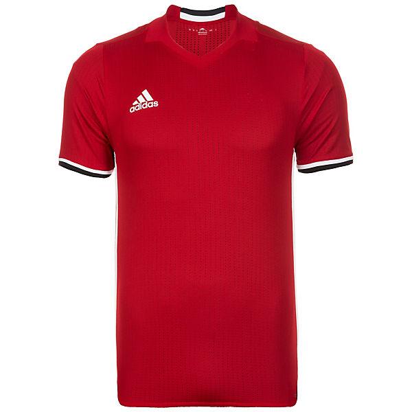 Condivo weiß adidas rot Herren 16 Performance Fußballtrikot CnqxUF8Tp