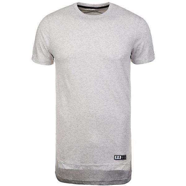 Heatgear Accelerate T shirt Off Under Grau pitch Armour Herren BtsChrdxQ