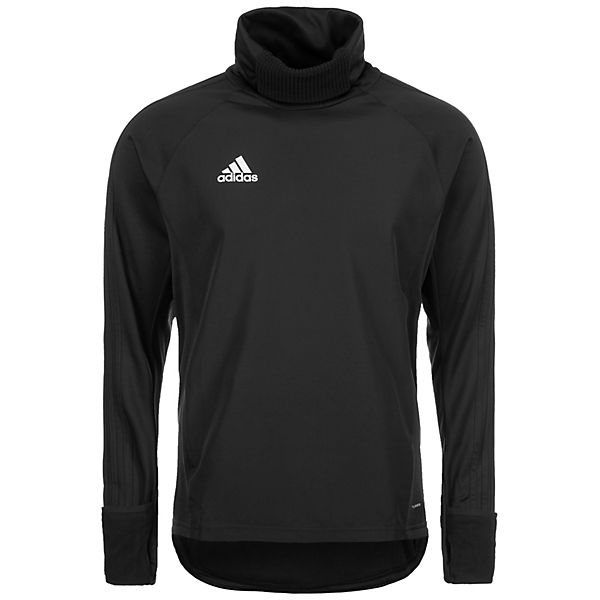 weiß Condivo Warm Top Herren Focus Performance adidas Player schwarz Sweatshirt 18 ZgHxA