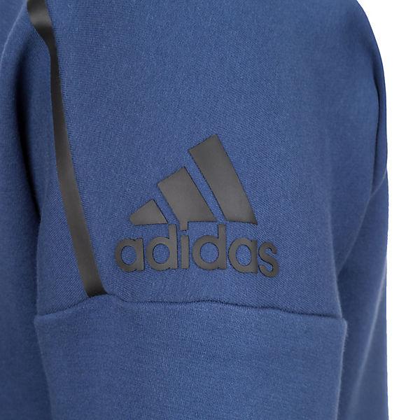 N Kapuzenjacke Z Performance 2 E Herren blau adidas q74zw