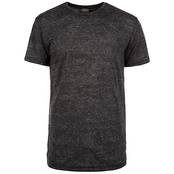 Herren Graphic Release dunkelgrau Trainingsshirt Dri PUMA qPT8T