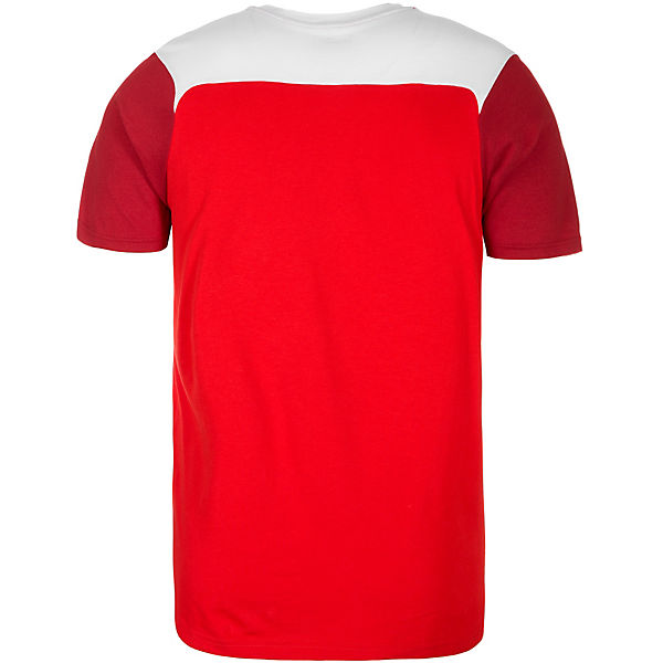 Trainingsshirt PUMA rot Herren weiß Leisure Esito 3 qqHvnPFz