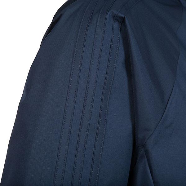 Tiro 17 dunkelblau Regenjacke Herren Performance adidas gwBSB