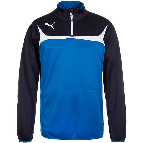 weiß Herren blau Esito Trainingsshirt PUMA 3 X1wPq4fx
