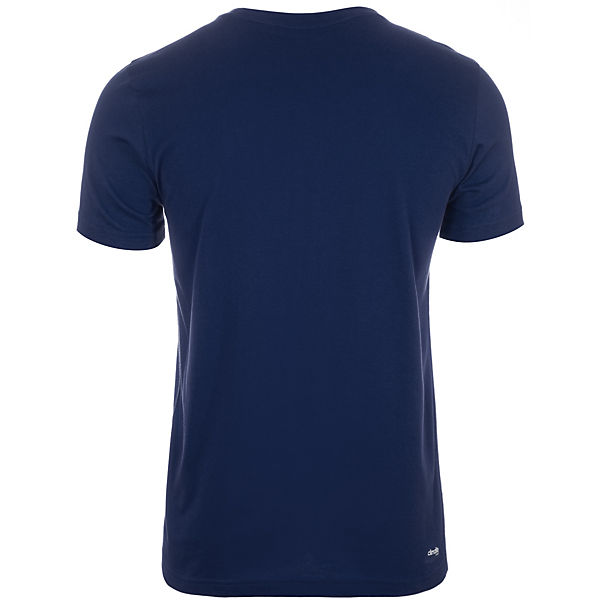 adidas Core 15 Herren Trainingsshirt dunkelblau Performance wO0PqT