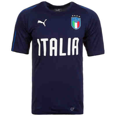 FIGC Italien Trainingsshirt WM 2018 Herren
