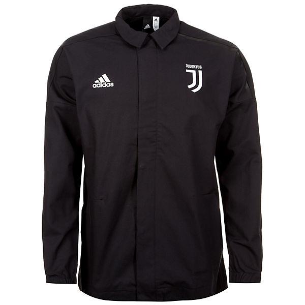 E N Performance adidas Z Herren Jacke Juventus Turin schwarz wUxCqT