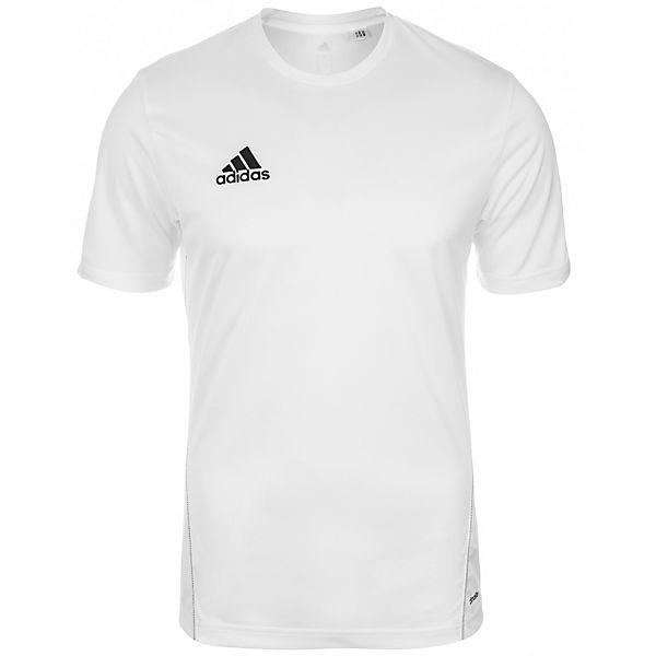 adidas Performance Core 15 Trainingsshirt Herren weiß