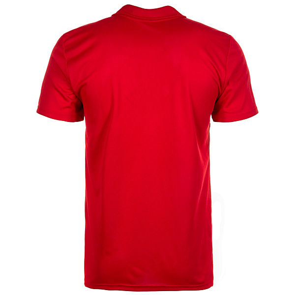 weiß Performance Herren 18 Core rot adidas Poloshirt ZHq0v