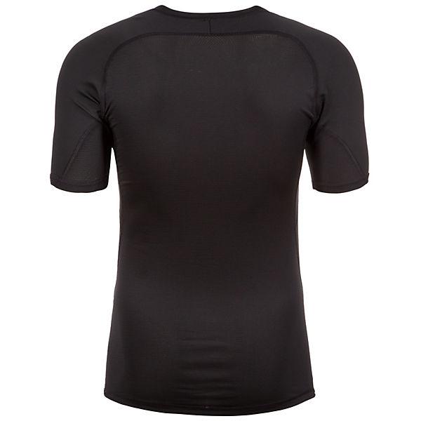 Sport Trainingsshirt Herren schwarz adidas AlphaSkin Performance UZqwH0