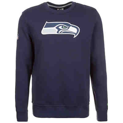 NFL Team Logo Seattle Seahawks Sweatshirt Herren