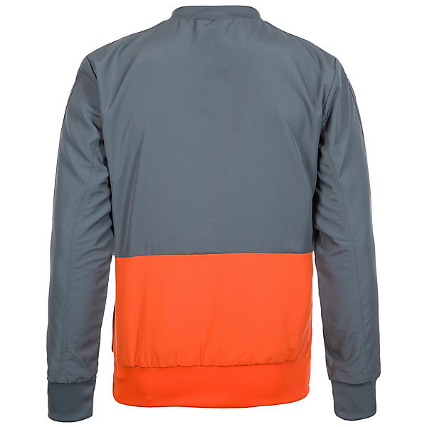 Performance 18 grau Condivo adidas orange Herren Präsentationsjacke qR1nEd