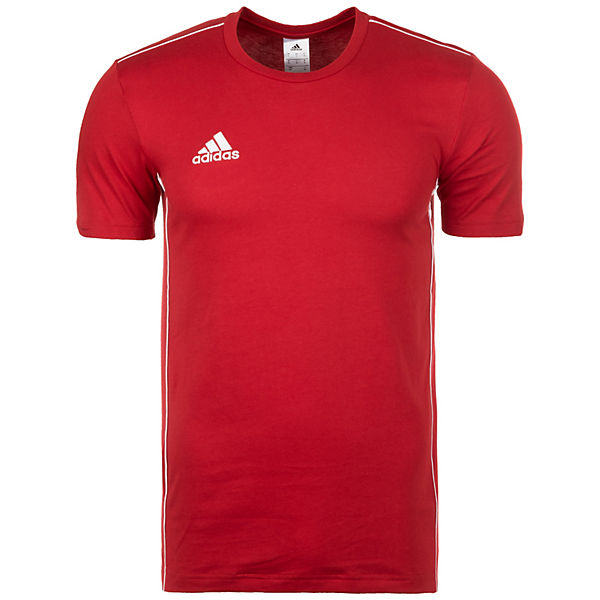 Core adidas 18 T rot Performance Shirt Herren weiß 8qxB6wf1xn