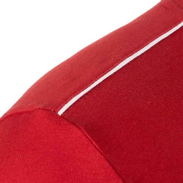 Shirt rot Core weiß adidas 18 T Performance Herren UfqBA