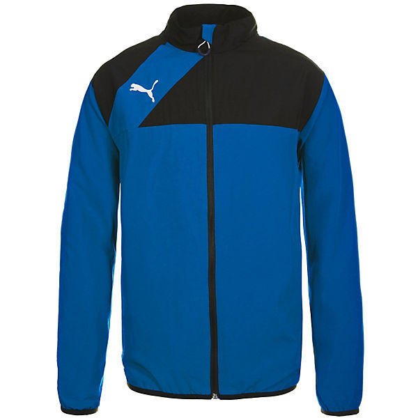 Puma Herren Woven Trainingsjacke Esquadra Blau hCstrdQx