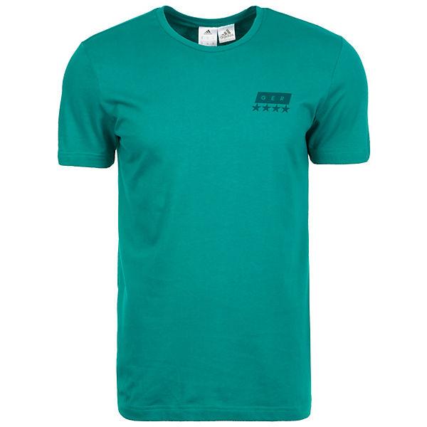 2018 T WM Performance Herren Shirt Graphic adidas grün DFB Street wW0qSS4I