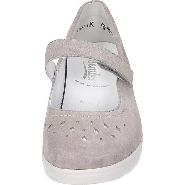 Semler Offene Halbschuhe beige beliebte  Gute Qualität beliebte beige Schuhe fa8ec8
