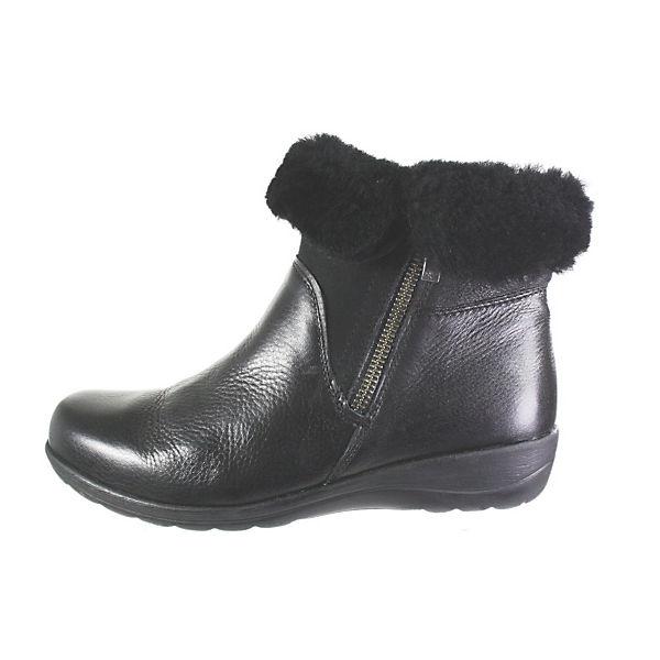 Klassische schwarz Stiefeletten Klassische CAPRICE CAPRICE q7PngP6vw