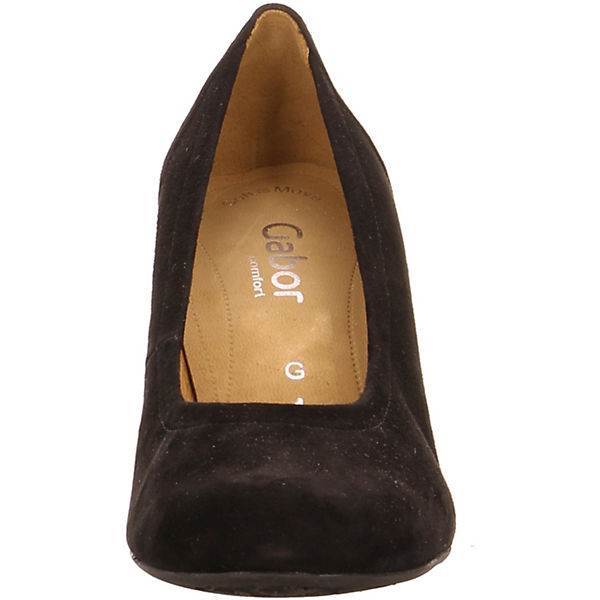 Gabor, Klassische Pumps, schwarz beliebte  Gute Qualität beliebte schwarz Schuhe 400e1b