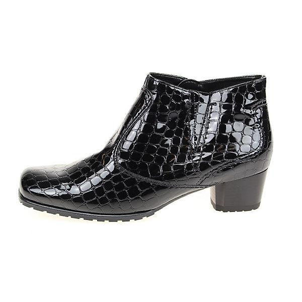 JENNY, Gute Klassische Stiefeletten, schwarz  Gute JENNY, Qualität beliebte Schuhe 5bf0ac