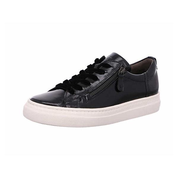 Paul Green Sneakers Low schwarz