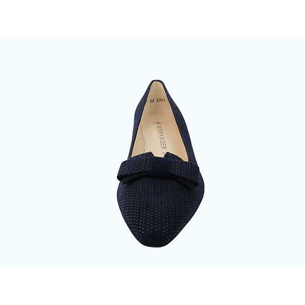 PETER KAISER, Gute Klassische Pumps, blau  Gute KAISER, Qualität beliebte Schuhe 13ad04