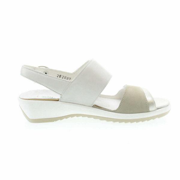 WALDLÄUFER, Klassische Sandalen, Qualität weiß  Gute Qualität Sandalen, beliebte Schuhe 5f4509
