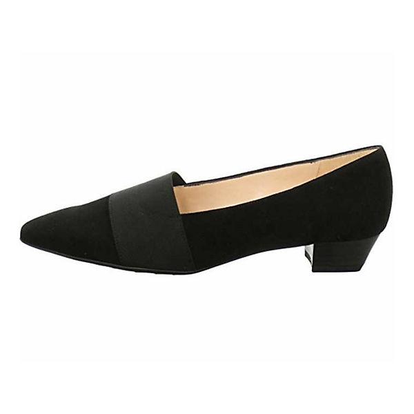PETER KAISER, Gute Klassische Pumps, schwarz  Gute KAISER, Qualität beliebte Schuhe b0ef3f