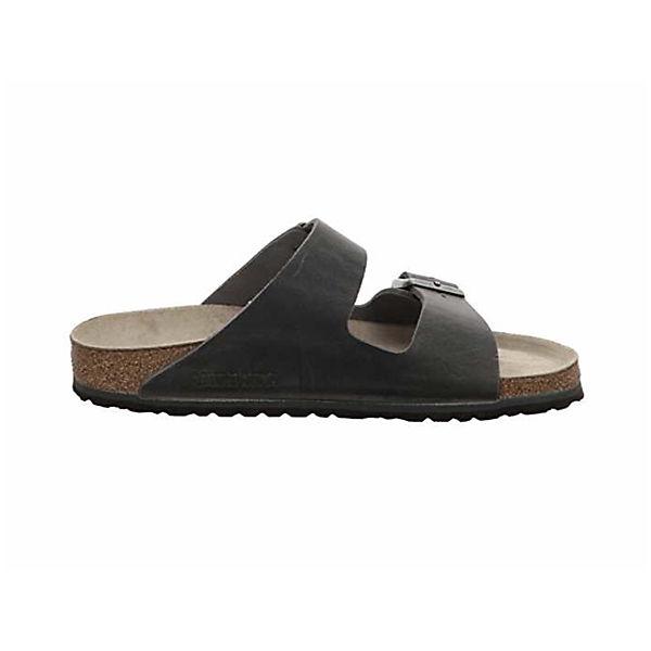 BIRKENSTOCK Komfort-Pantoletten dunkelgrau  Gute Schuhe Qualität beliebte Schuhe Gute 33aacb