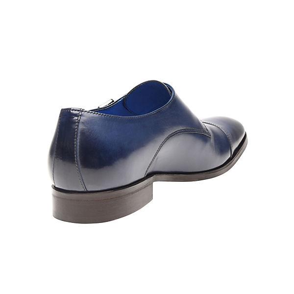 SHOEPASSION, No. 5608 BL Business-Slipper, blau  Gute Qualität beliebte Schuhe