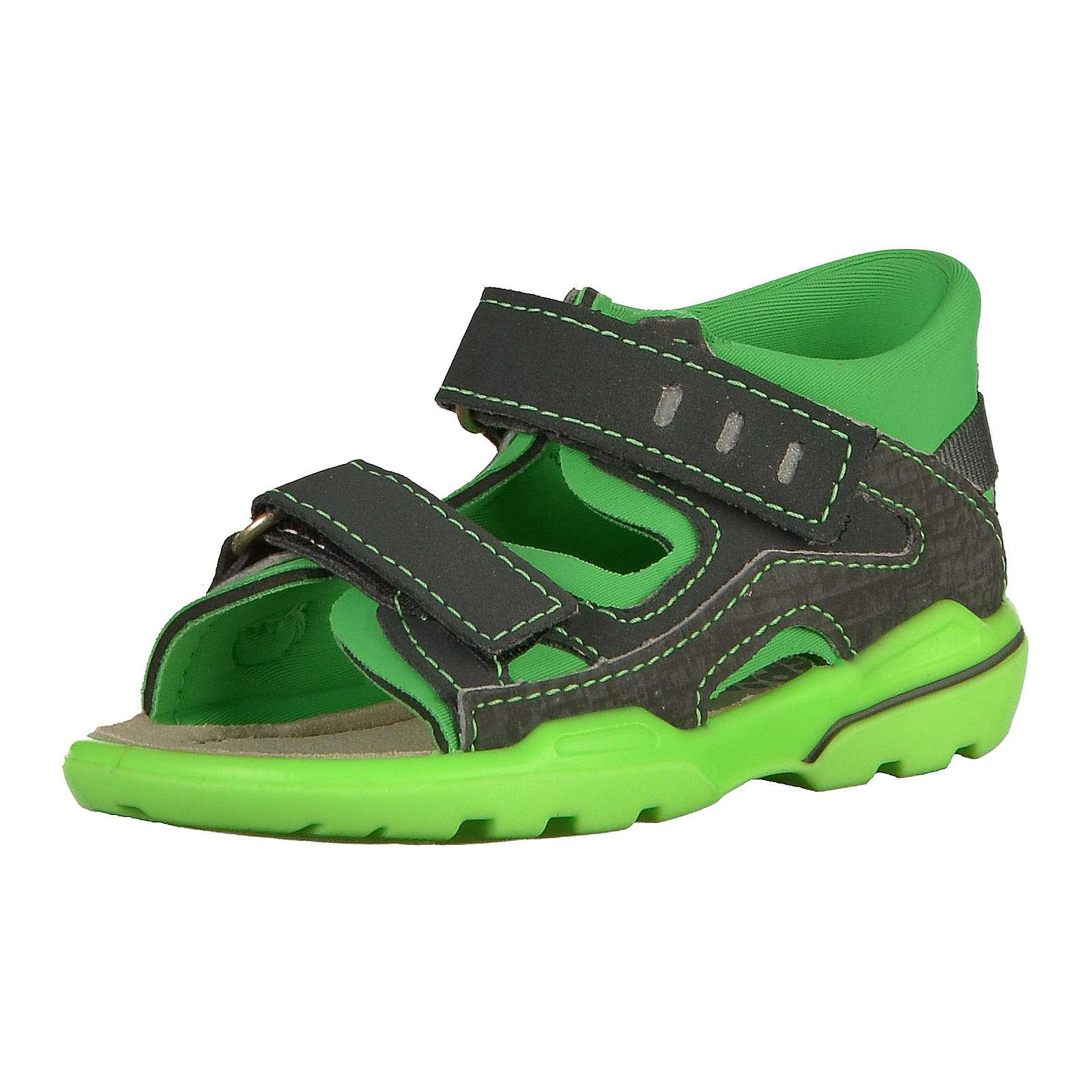 pepino by ricosta baby sandalen f r jungen gr n junge g nstig schnell einkaufen. Black Bedroom Furniture Sets. Home Design Ideas