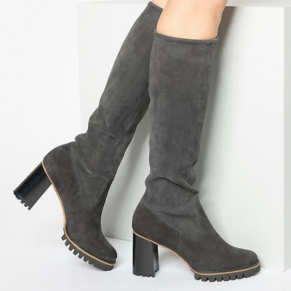 PETER KAISER, GESINE GESINE GESINE Klassische Stiefel, grau  Gute Qualität beliebte Schuhe 5f98e0