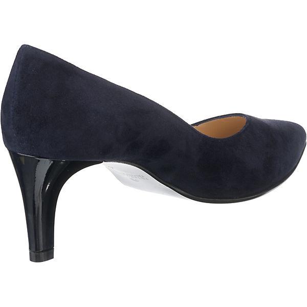 PETER  KAISER, NURA Klassische Pumps, blau-kombi  PETER Gute Qualität beliebte Schuhe 0609a0
