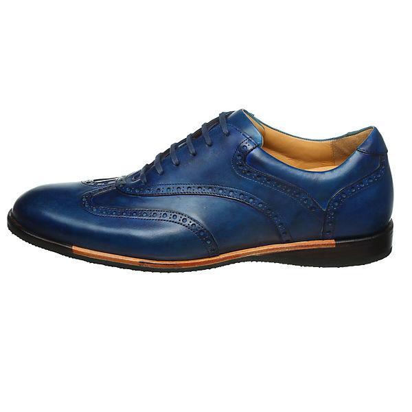 Sinnfonie, POP AGO Business-Schnürschuhe, beliebte blau  Gute Qualität beliebte Business-Schnürschuhe, Schuhe 75a3f6
