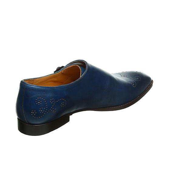 Sinnfonie,  Blues AGO Schnallenschuhe, blau  Sinnfonie, Gute Qualität beliebte Schuhe bb4363