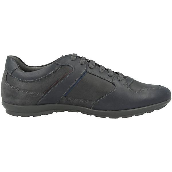 GEOX U A Symbol A U Klassische Halbschuhe grau  Gute Qualität beliebte Schuhe cfad10